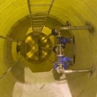 Лестница-стремянка С-2 (С1-01) для водопроводных колодцев по серии ТПР 901-09-11.84