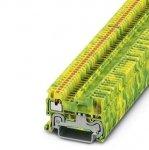 Клемма защитного провода - PT 1,5/S/1P-PE - 3212332 Phoenix contact