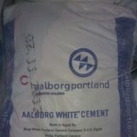 Белый цемент Aalborg White