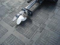 Литое резиновое напольное покрытие из плиток «Резиплит – Паркет»