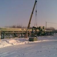 Комплекс переработки  крупногабаритного железобетона, бетона, строительных отходов