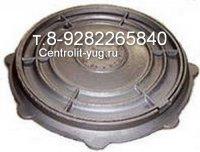 Люки чугунные канализационные ГОСТ 3634-99