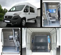 Грузопассажирский микроавтобус Фиат Дукато для перевозки бригад и материалов!