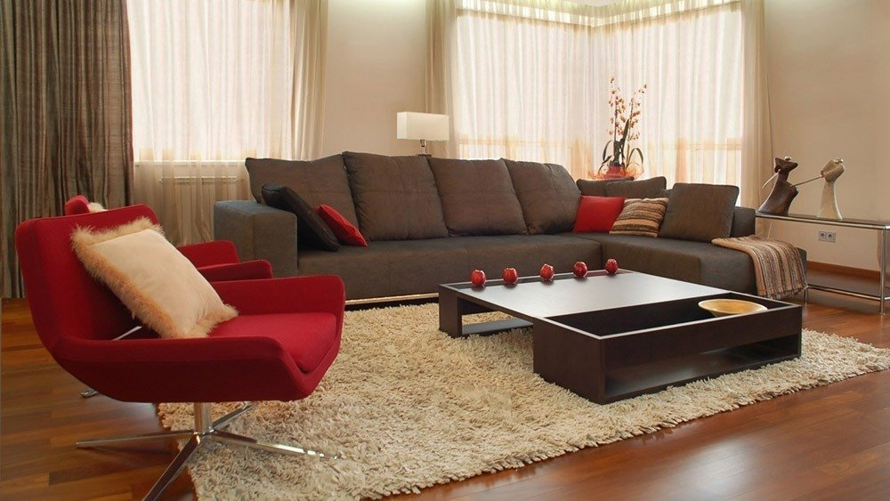 Мягкая мебель для гостиной: 10 идей интерьера фото 04-03