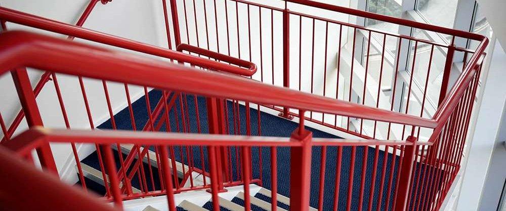 Основные элементы лестниц
