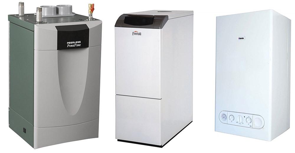 Виды котлов для индивидуального отопления дома