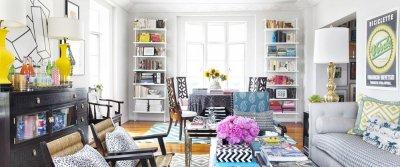 Современная гостиная: идеи, стили, фото интерьеров