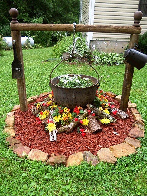 садовый декор фото 3
