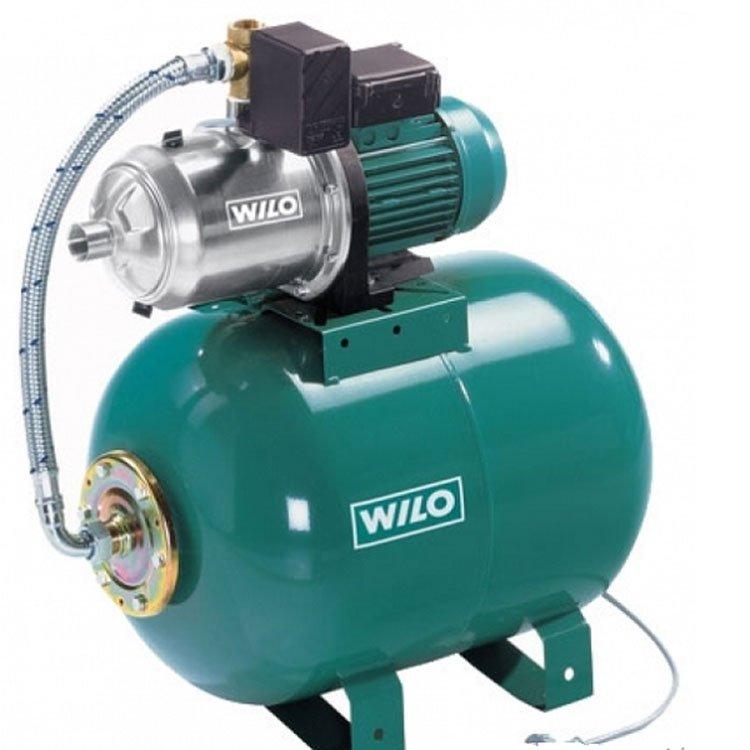 Wilo Jet HWJ 20 L 202 (Германия) в рейтинге насосных станций для дачи 2018