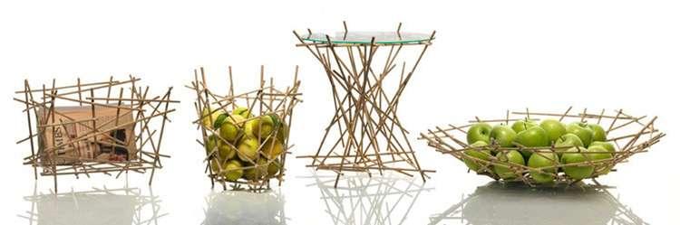 Бамбук в интерьере фото 10