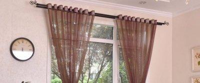 5 весенних штор для уюта с AliExpress