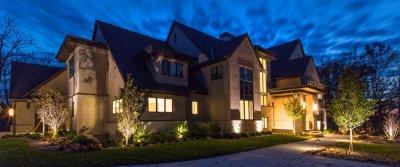 10 потрясающих загородных домов