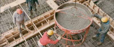 Прогрев монолитного бетона