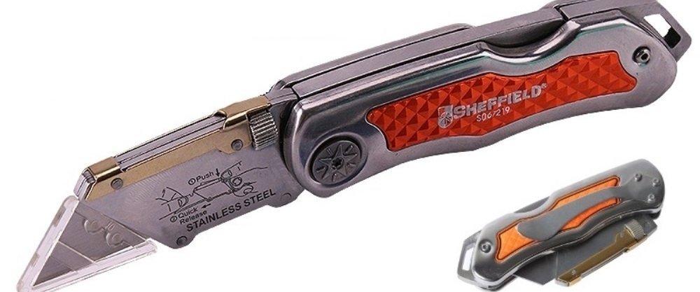 5 вариантов строительных ножей с AliExpress