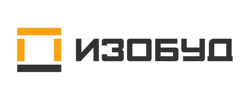 Логотип ГК ИЗОБУД