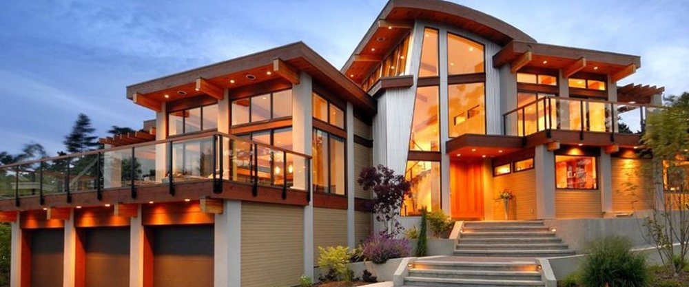 ТОП-100 самых красивых домов