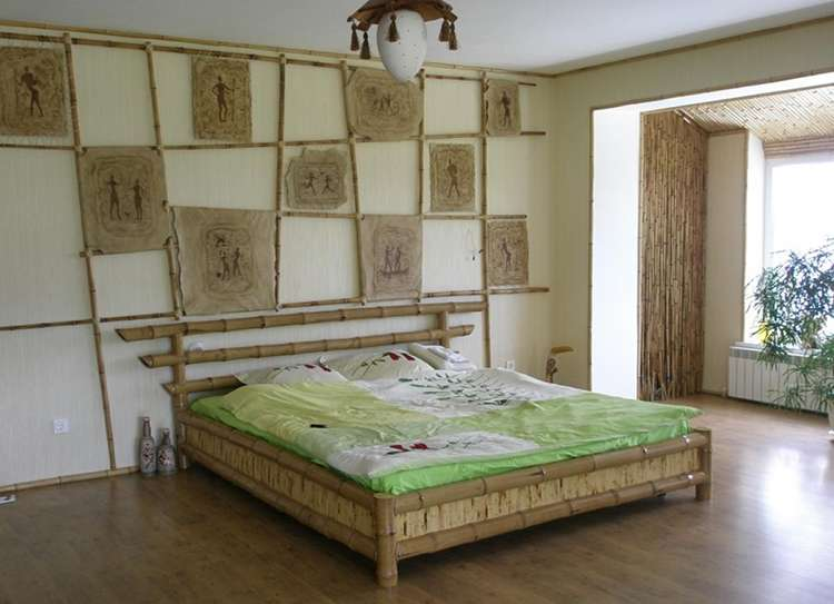 Бамбук в интерьере фото 6