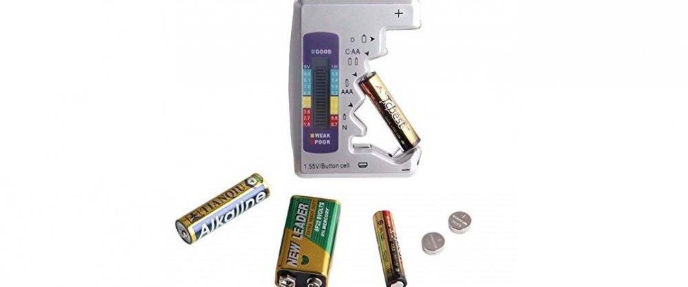 5 самых компактных и точных тестеров для батарей с AliExpress