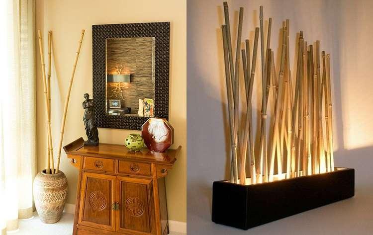 Бамбук в интерьере фото 13