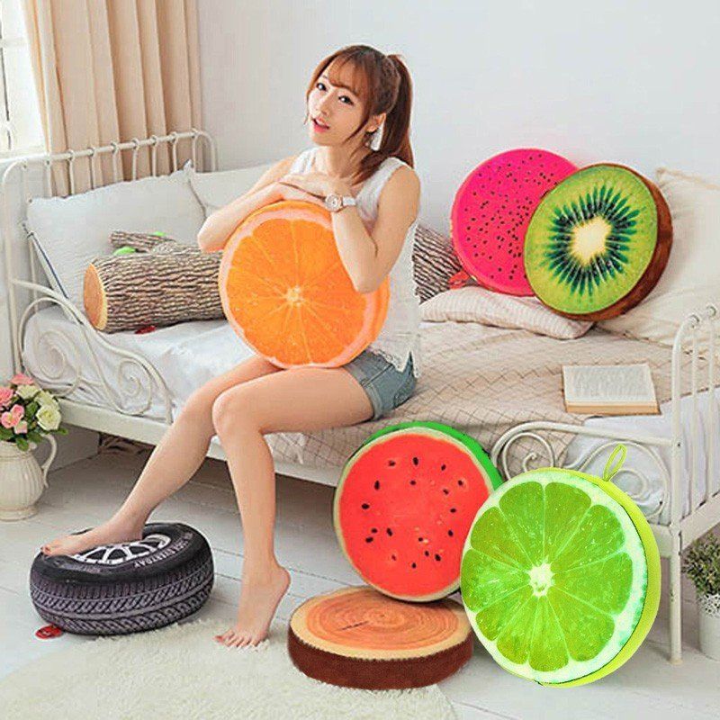 3Д фрукты