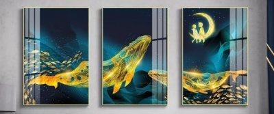 5 невероятных модульных картин с AliExpress