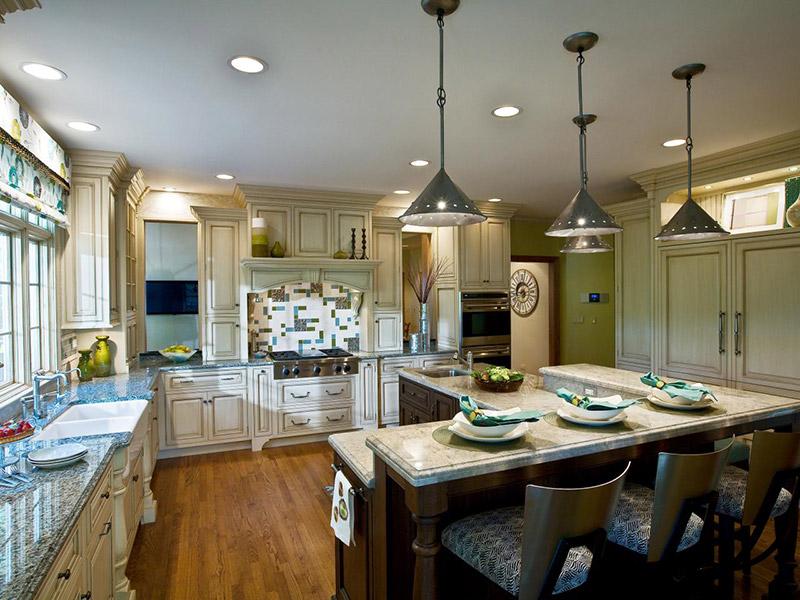 10 способов сделать кухню стильной