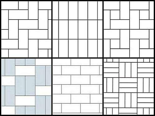 Плитка «Кабанчик» в разных стилях интерьера
