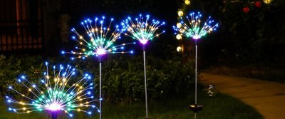 5 товаров для освещения вашего сада с AliExpress