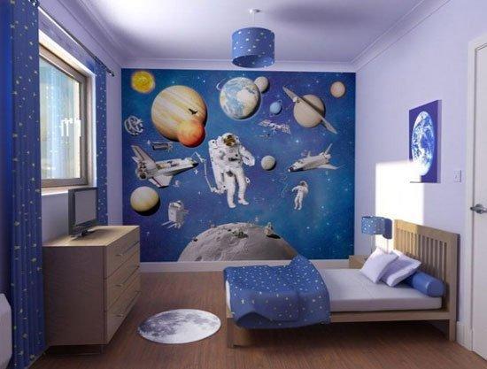 художественная роспись стен фото 5
