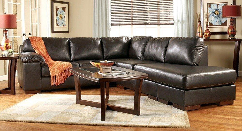 Мягкая мебель для гостиной: 10 идей интерьера фото 08-03