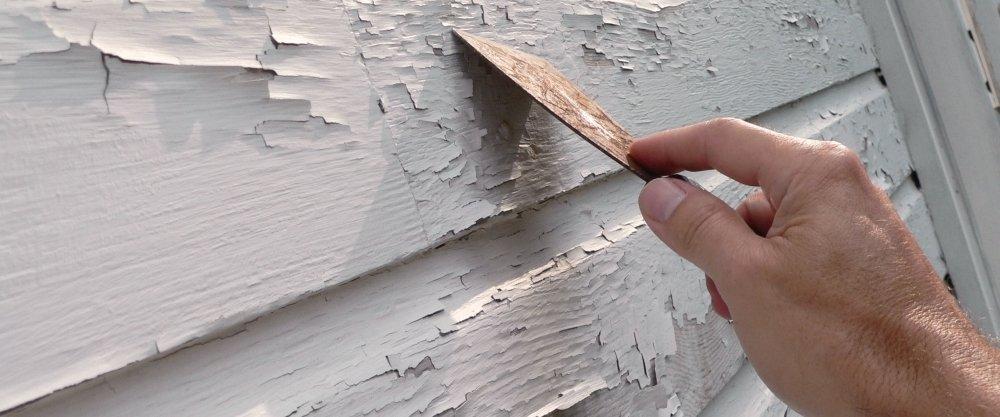 Как быстро удалить старую краску