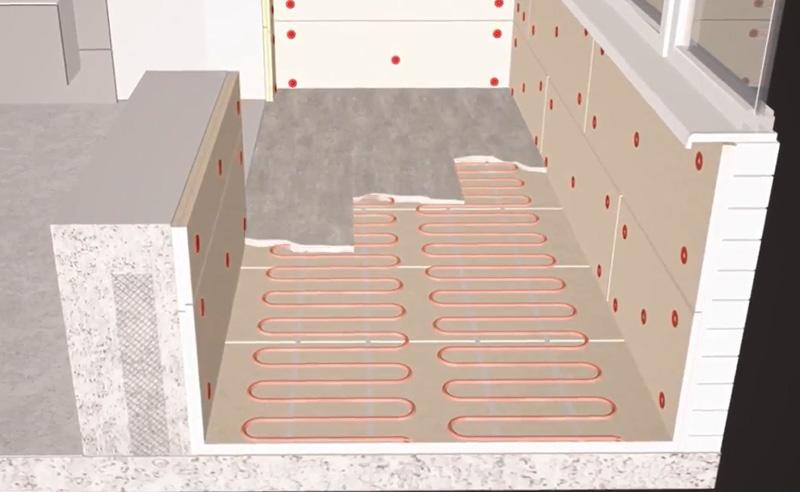 Как и чем утеплить балкон внутри