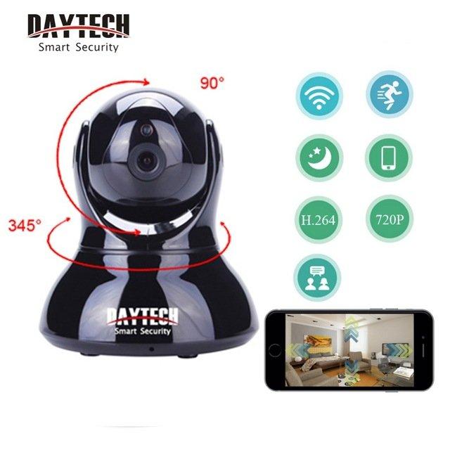 Домашняя IP камера высокого разрешенияDAYTECH