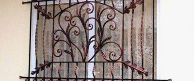 Решетки на окнах – современная защита вашего жилья