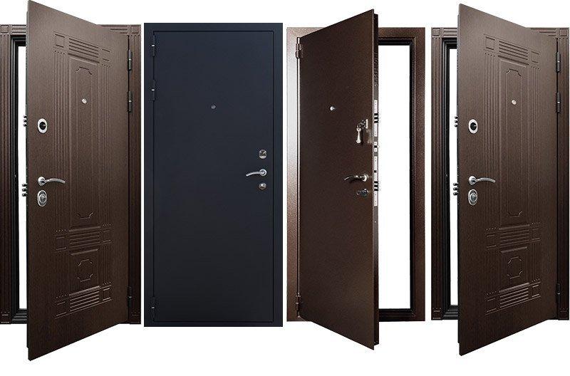 Двери Гранит в рейтинге лучших производителей входных дверей