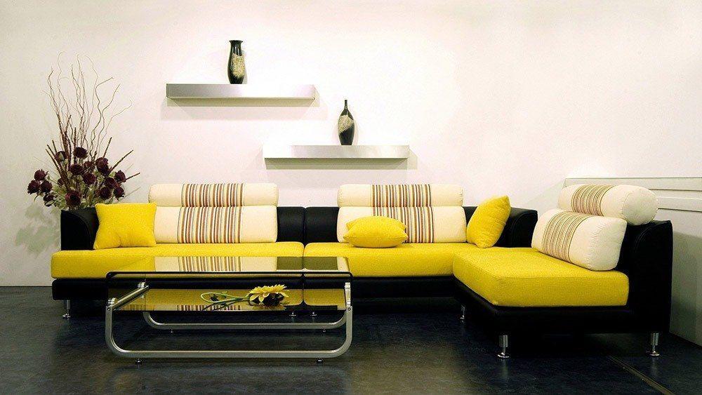 Мягкая мебель для гостиной: 10 идей интерьера фото 05-05