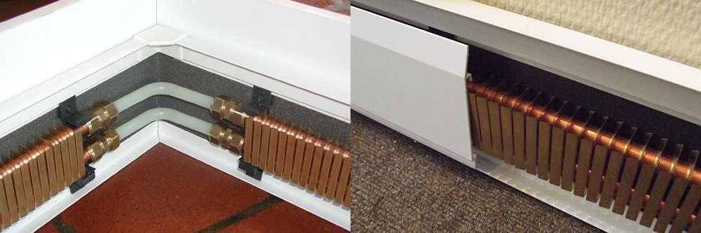 медный радиатор отопления