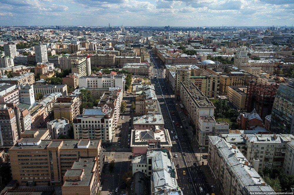 Реновация пятиэтажек в Москве фото 1