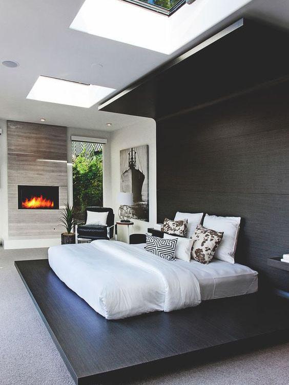 Дизайн спальни - 10 свежих идей