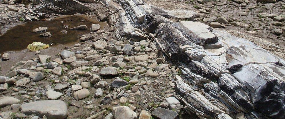 Виды грунтовых отложений, грунтовая толща