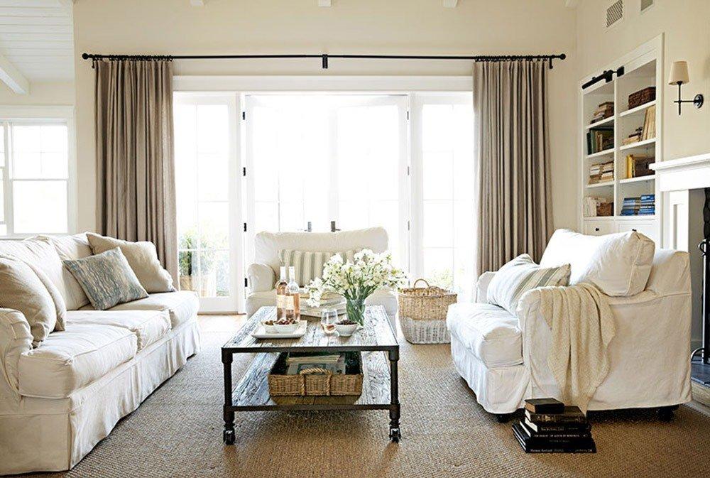 Мягкая мебель для гостиной: 10 идей интерьера фото 01-02