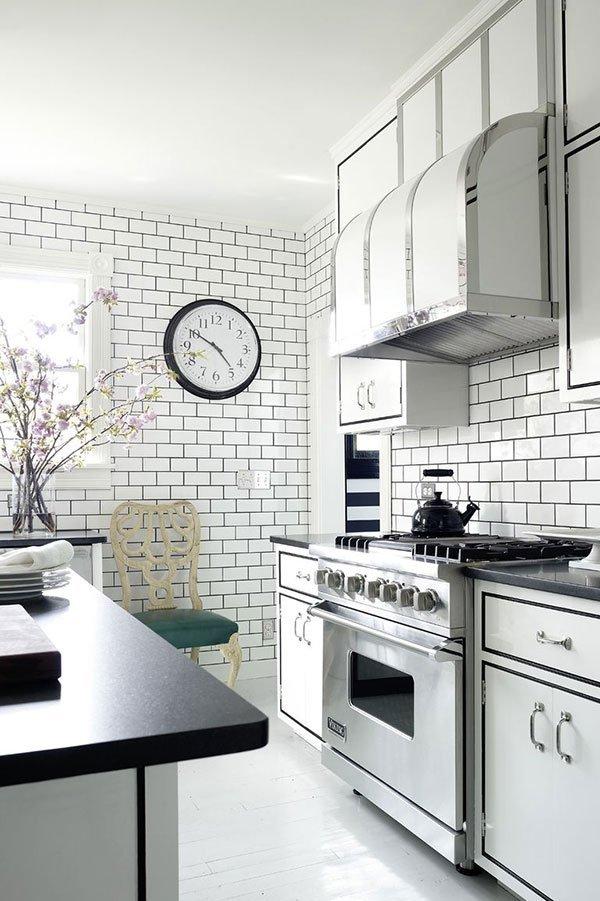 ТОП-10 идей для маленькой кухни фото 10