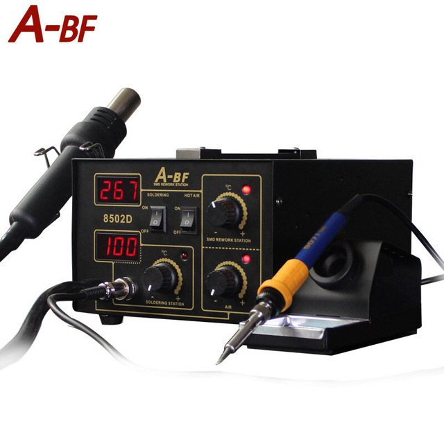 Комплект паяльной станции с феномA-BF