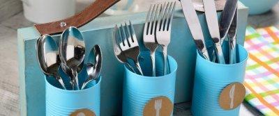 5 чудесных идей как хранить столовые приборы от AliExpress