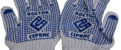 Какие перчатки лучше всего выбрать для строительных работ?