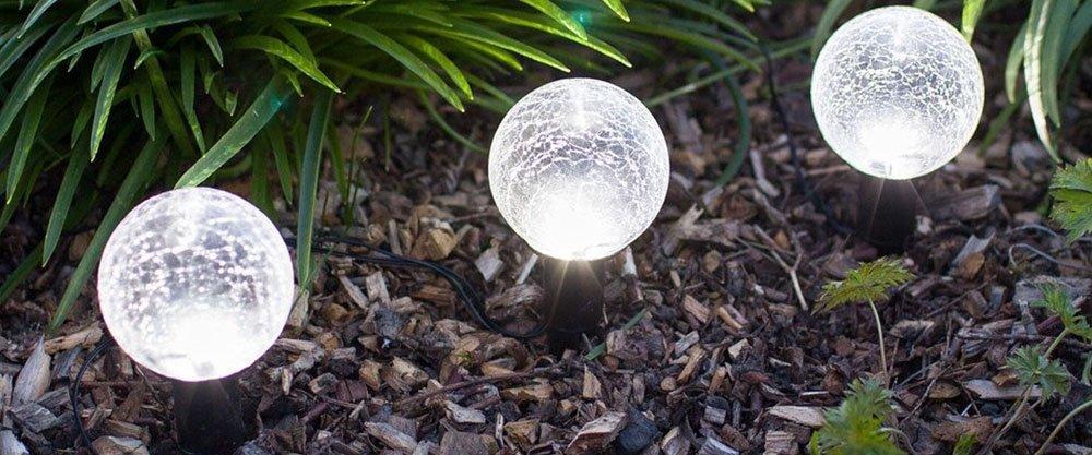 5 ярких светильников для дачи из AliExpress