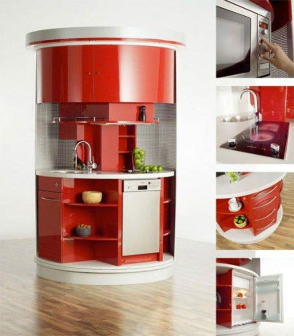 ТОП-10 идей для маленькой кухни фото 20