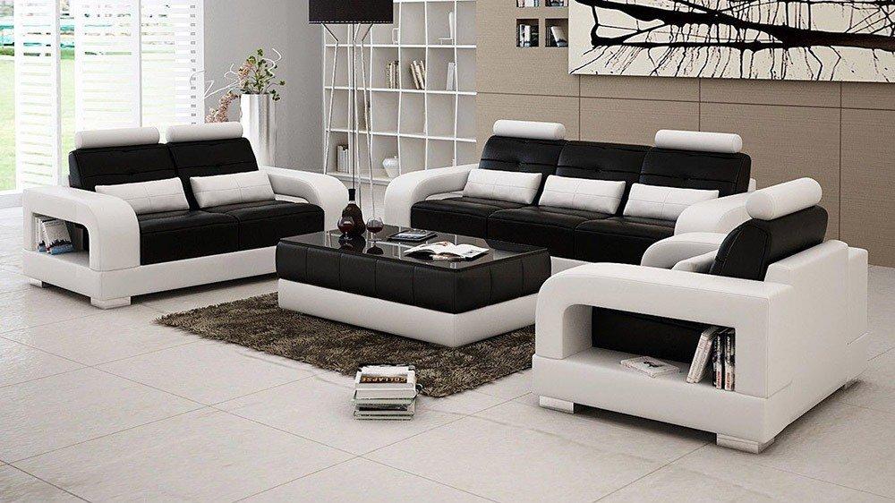 Мягкая мебель для гостиной: 10 идей интерьера фото 03-05