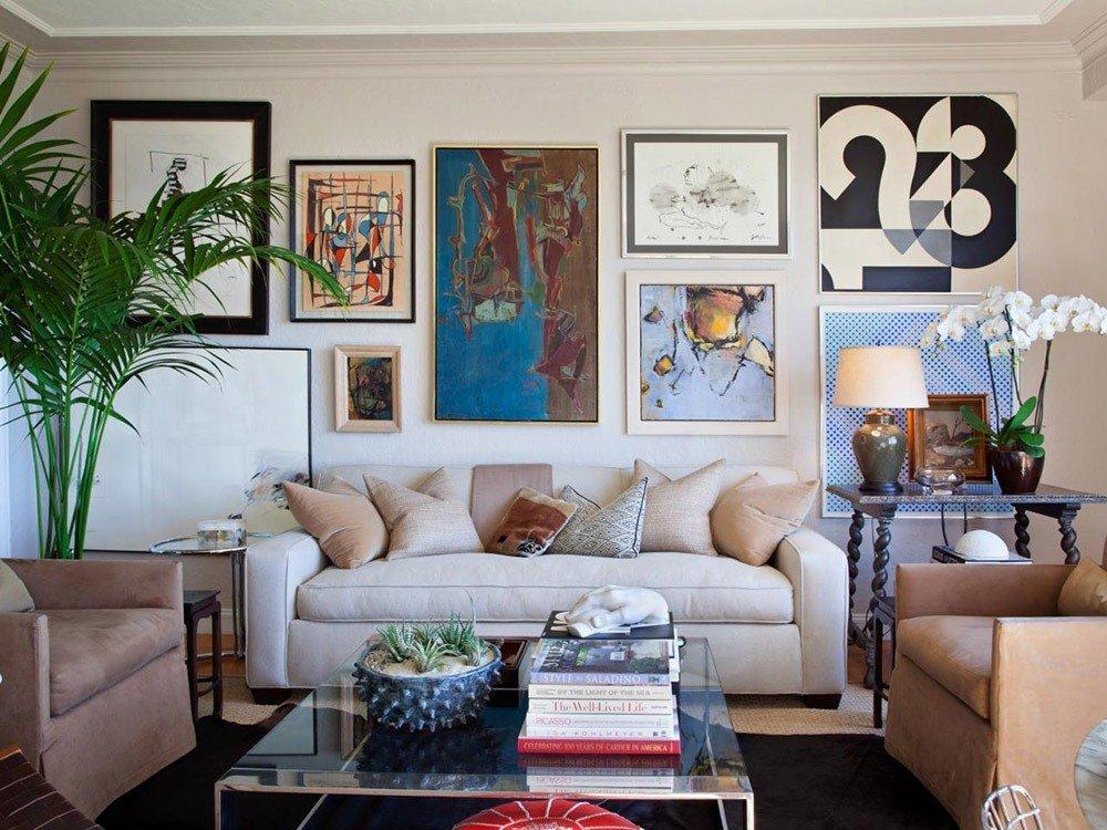 Мягкая мебель для гостиной: 10 идей интерьера фото 02-02