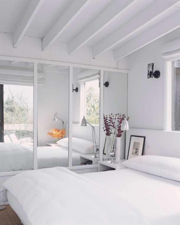 Гардеробные в маленькой спальне: ТОП-10 лучших идей фото 5